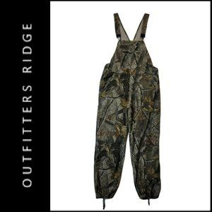Outfitters Ridge Camouflage Bib Over All Jumper